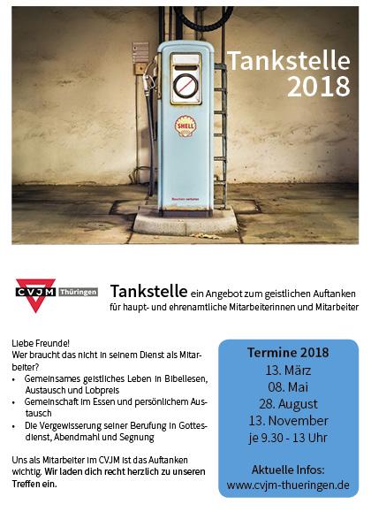 Tankstelle 2018